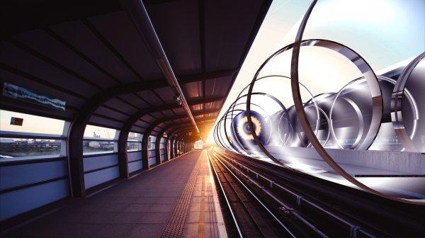 Киев планирует запустить первую линию Hyperloop в ближайшие пять лет