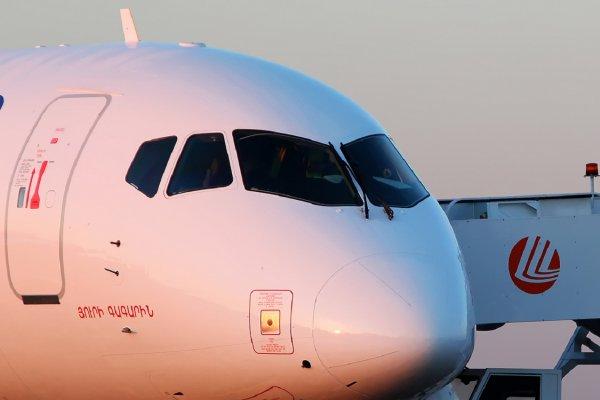 Трое россиян устроили «кулачные бои» на борту самолета Москва – Ереван