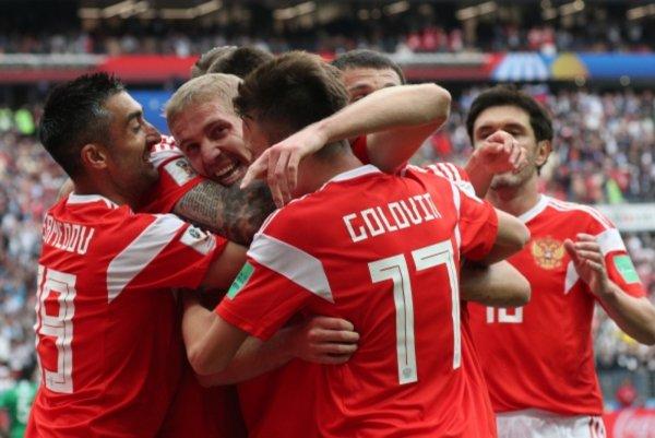 Эксперты оценили шансы сборной России на домашнем ЧМ-2018