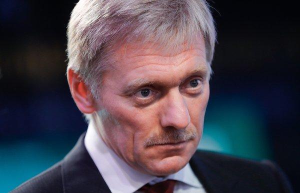 Песков призвал не обращать внимание на снижение рейтинга Путина после пенсионной реформы