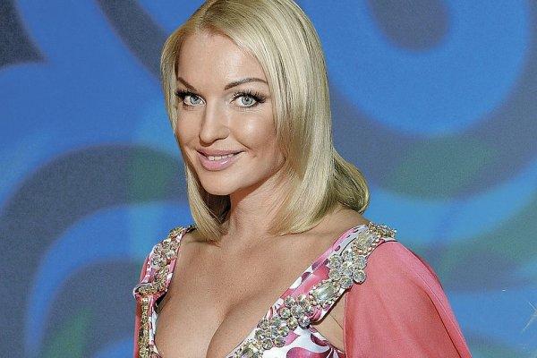 Волочкова пожелала счастья своим хейтерам