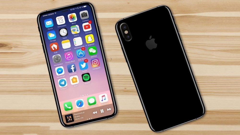 Макеты новых iPhone 2018 показали навидео