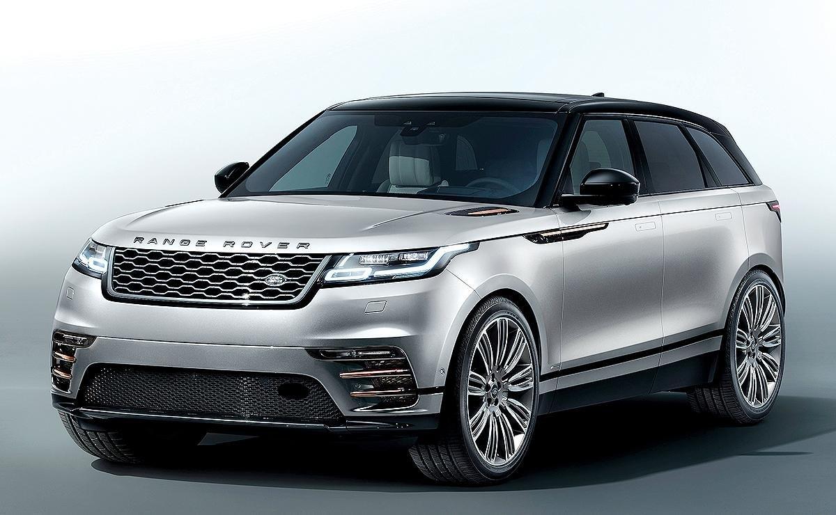 Новый Range Rover построят наалюминиевой платформе MLA