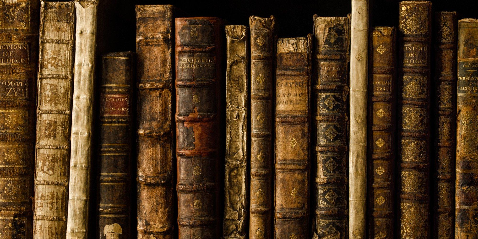 Вбиблиотеке вДании отыскали  отравленные ядом книги