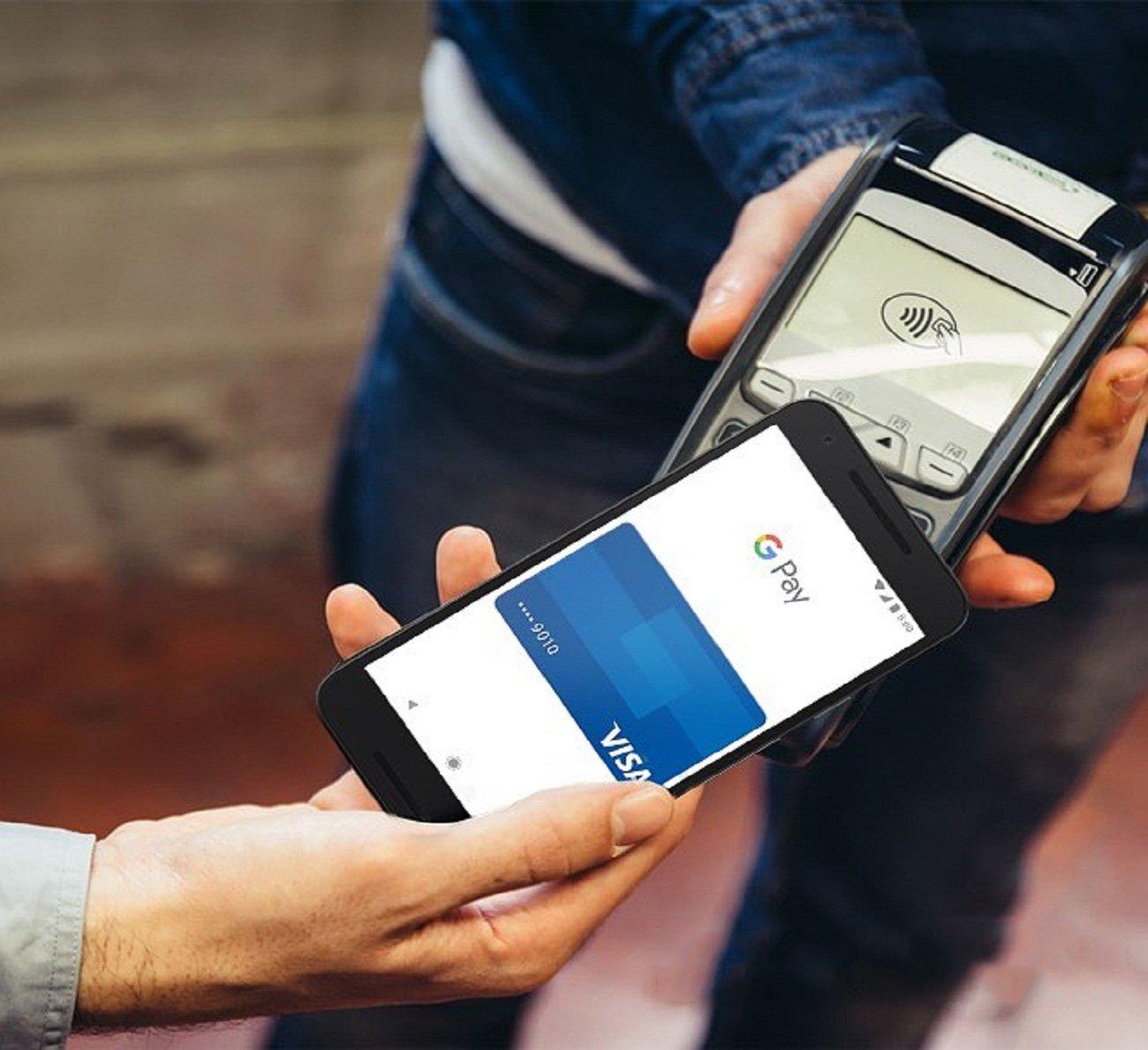 Сбербанк запустил функцию онлайн-оплаты через Google Pay
