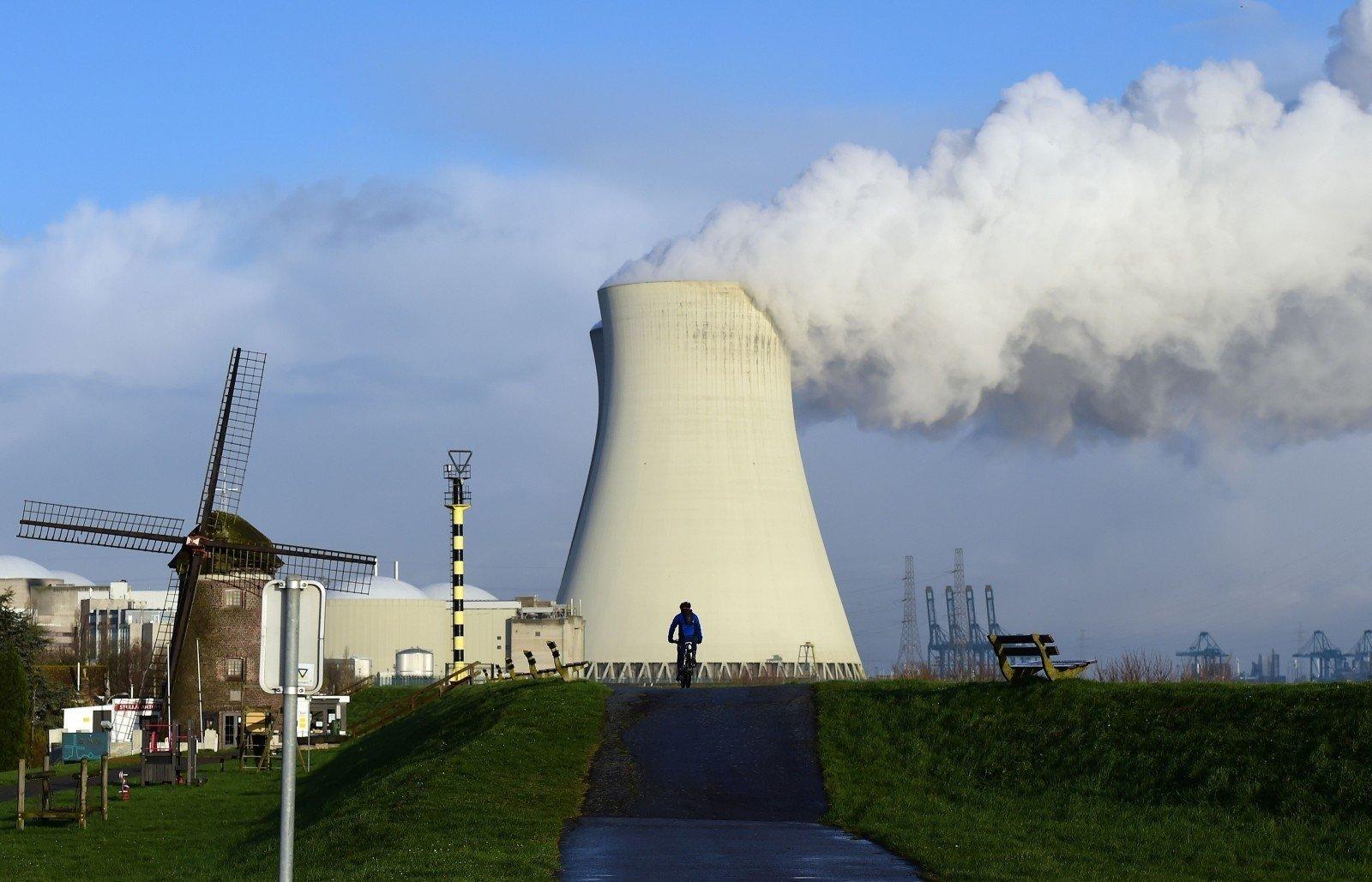 Профессионалы обнаружили дефект вядерном реакторе бельгийской АЭС