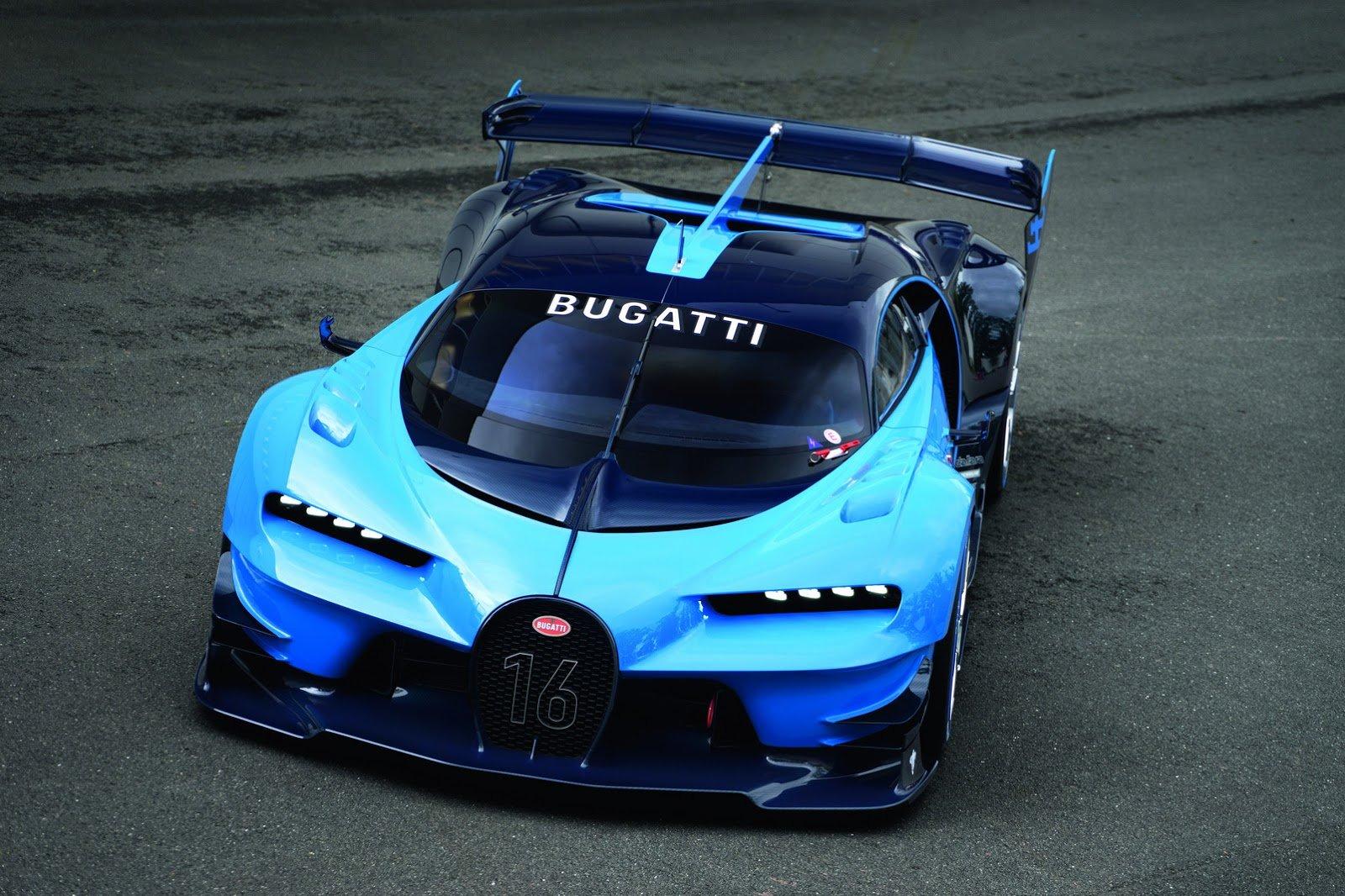 Bugatti построит гиперкар Chiron Divo за 5 млн евро