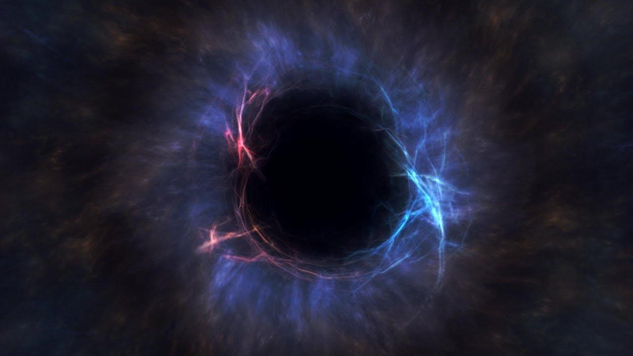 Ученые нашли порталы в черных дырах