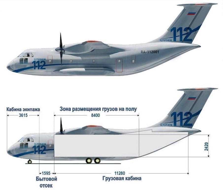 Детали для Ил-112В распечатали на3D-принтере