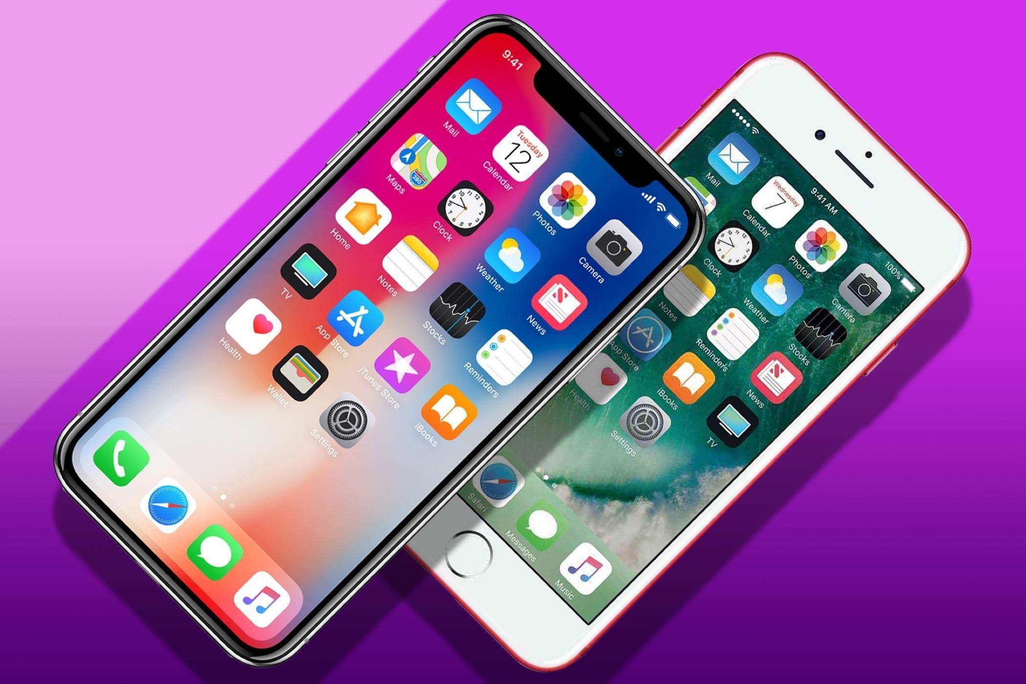 IPhone X иSE пропадут изпродаж осенью