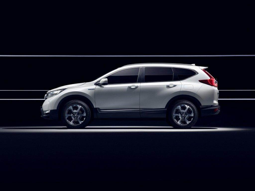 Новый кроссовер Хонда CR-V доступен для покупки вевропейских странах