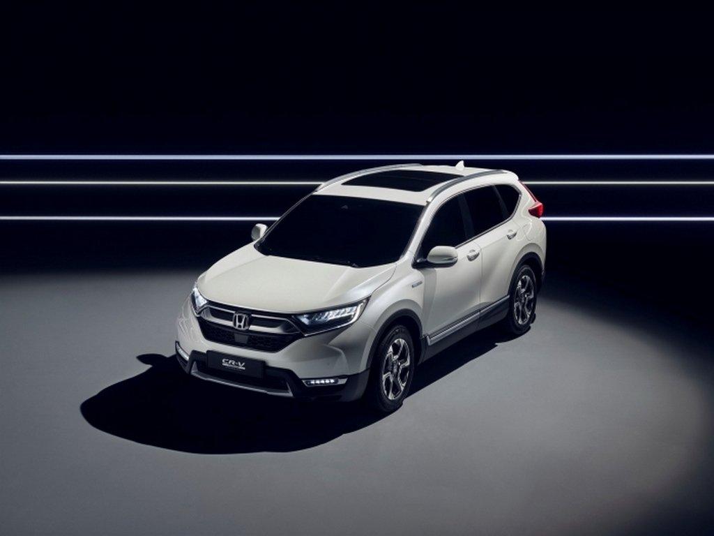 Новый кроссовер Хонда CR-V уже доступен для покупки вевропейских странах