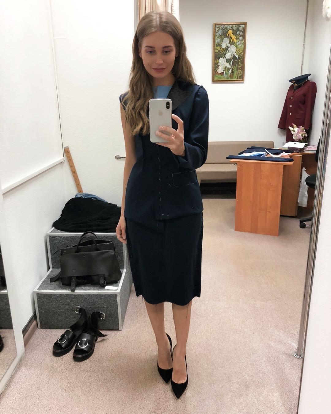 Российская актриса Кристина Асмус призналась, что для роли в сериале стала  сотрудницей Следственного комитета – именно такая роль ей досталась. 3f5d88eb58e