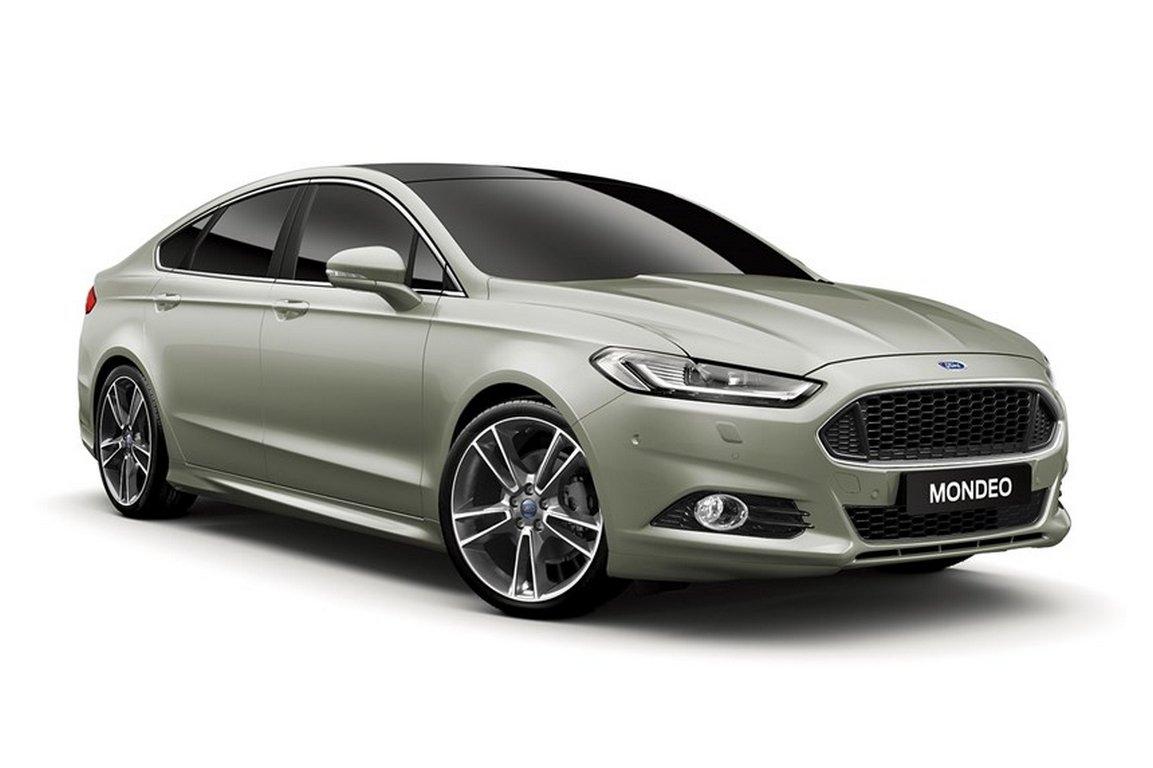Форд Mondeo вполне может стать конкурентом Субару Outback