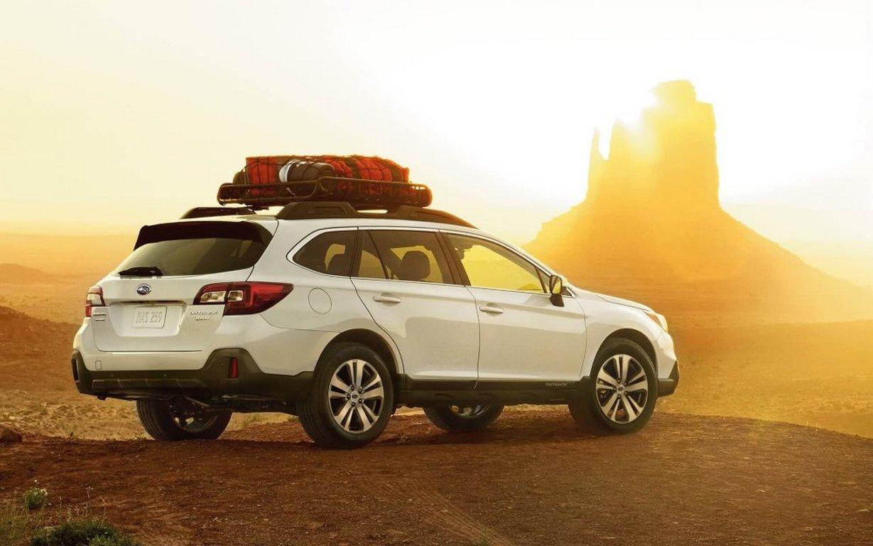 Улучшенный Форд Mondeo составит приблизительно конкуренцию универсальному Субару Outback