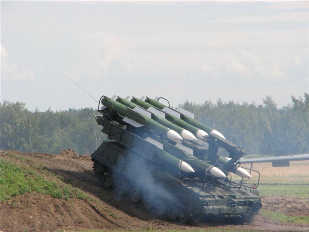 Украина хочет сама создавать ракеты для «Бук-М1»