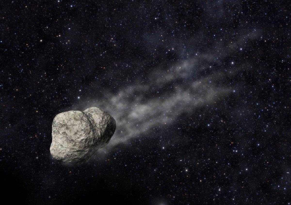 NASA получило первые фотографии околоземного астероида
