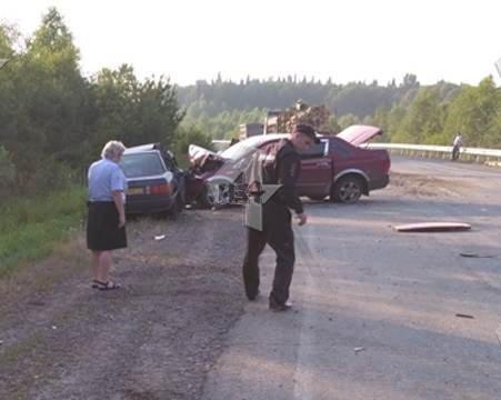 Смертоносная авария произошла вАлтайском крае