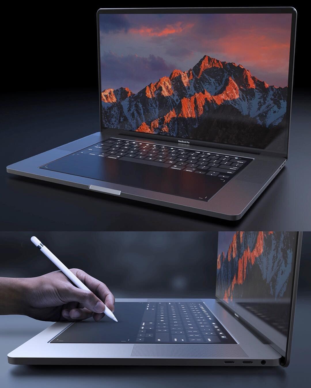Клавиатура MacBook Pro сейчас имеет усовершенствованную защиту отпыли
