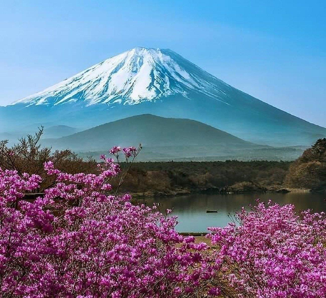 Ученые отыскали  подземную связь между 2-мя  японскими вулканами