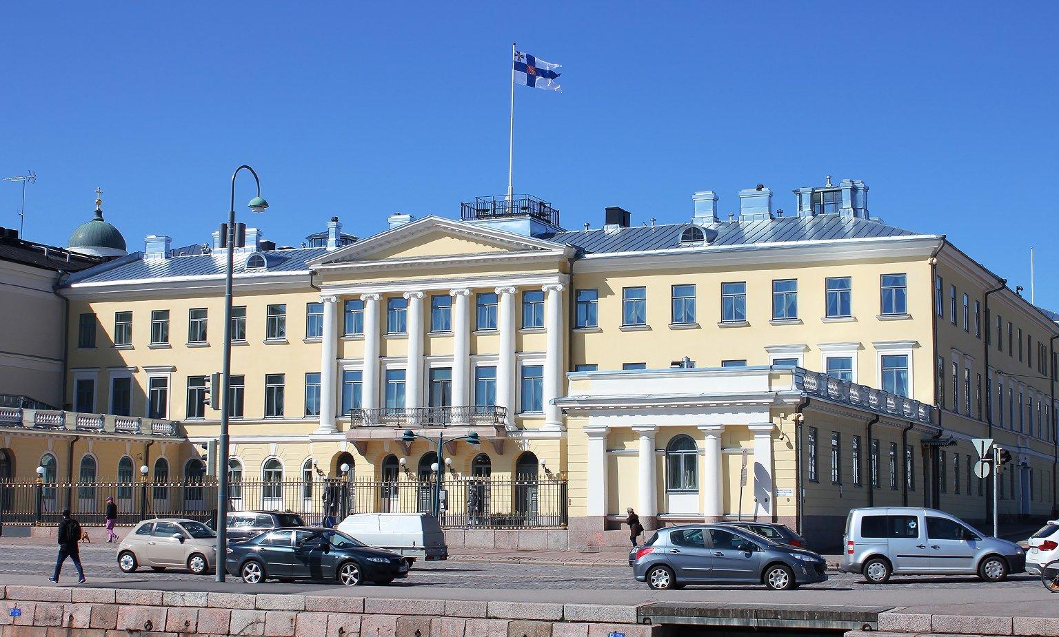 Милиция перекрыла территорию около замка вХельсинки, где встретятся Путин иТрамп