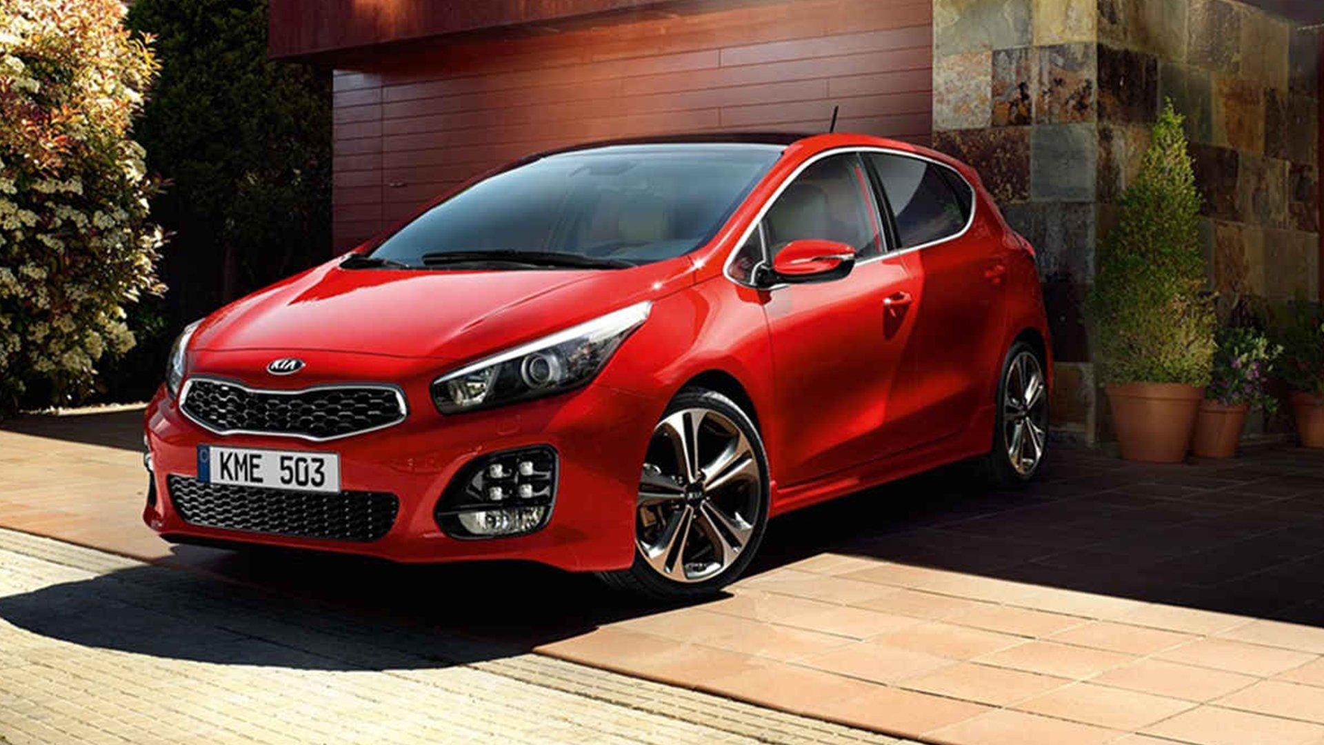 «Автотор» начал выпуск нового поколения Kia Ceed