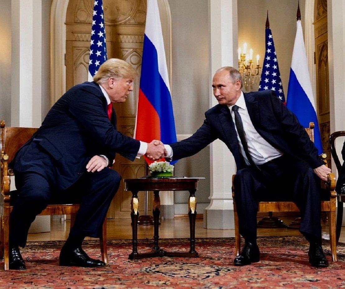 Трамп: США будут соперничать  сРФ за рынок Европы  энергоносителей