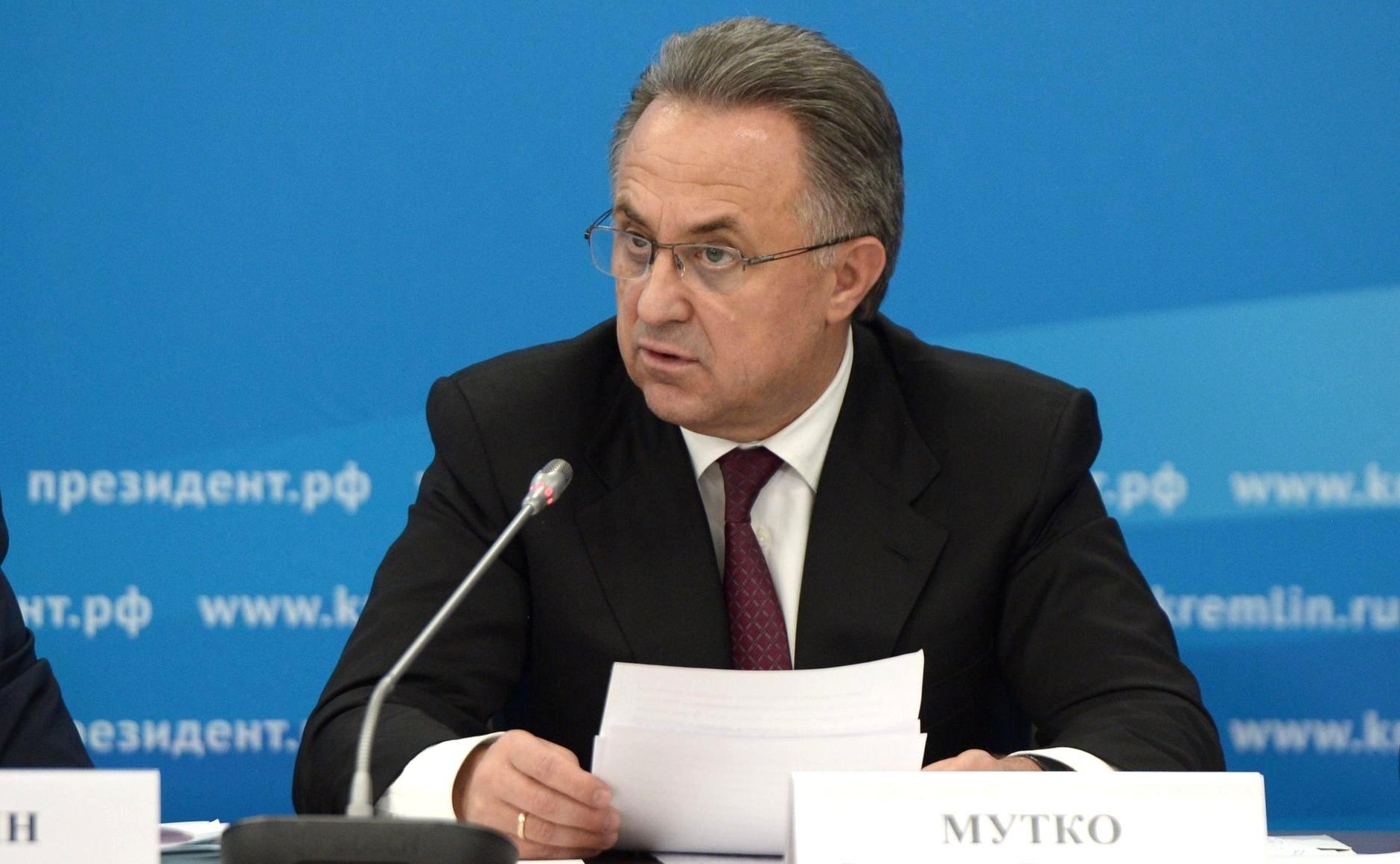 Мутко: «РФС совсем скоро рассмотрит вопрос продления договора сЧерчесовым»