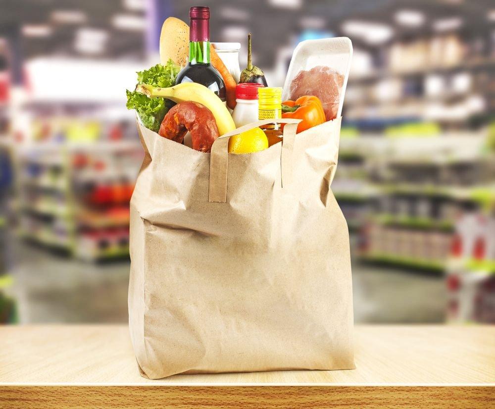 Покаким факторам жители России выбирают магазина для закупок продуктов