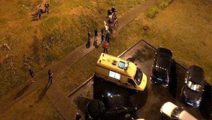 ВНабережных Челнах подростки убили мужчину запросьбу немусорить