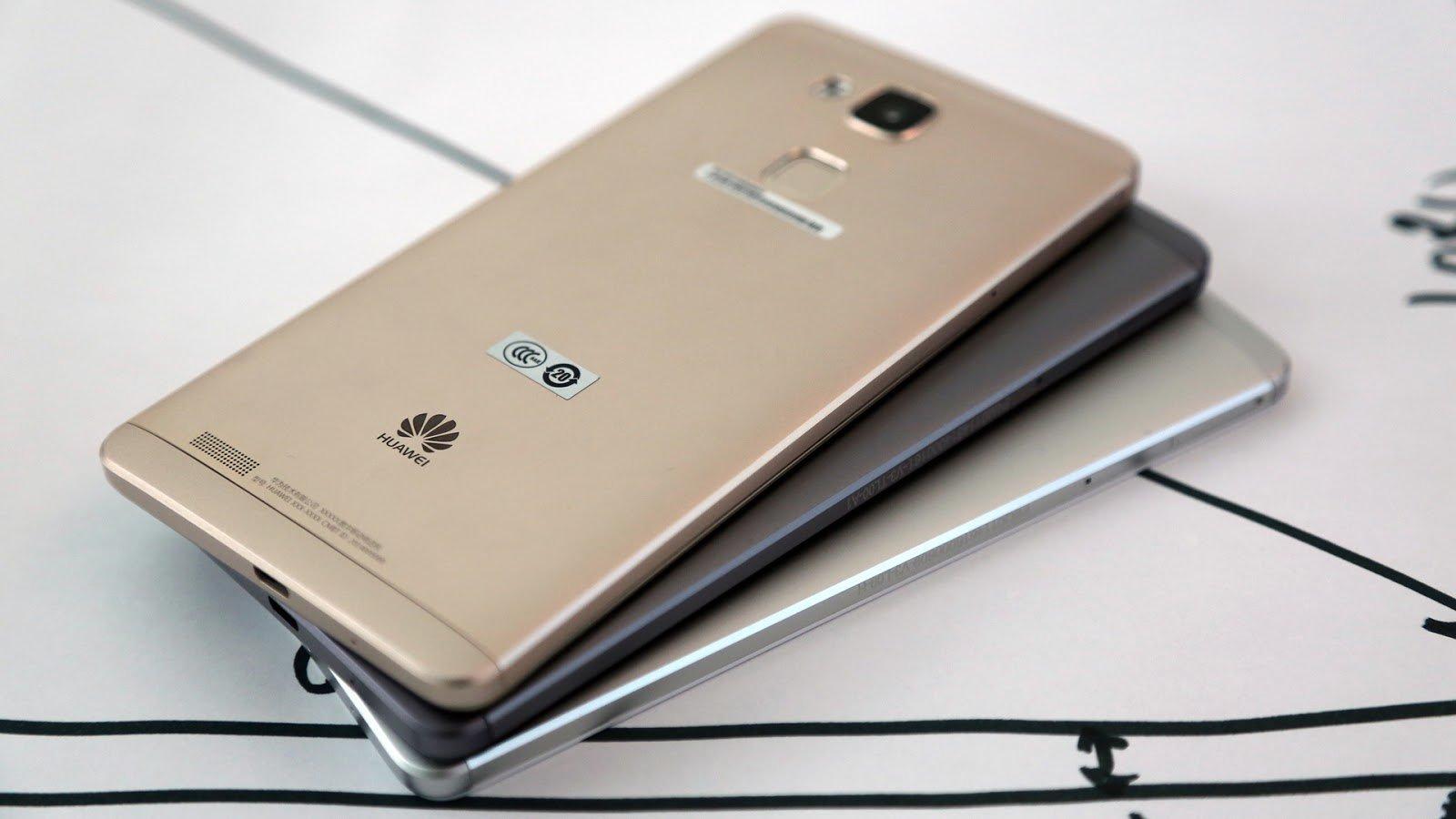 Huawei продала 100 млн. телефонов в 2018