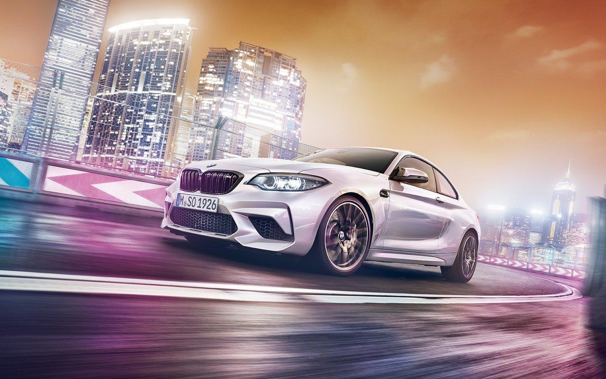 Названы ценники нового купе БМВ M2 Competition