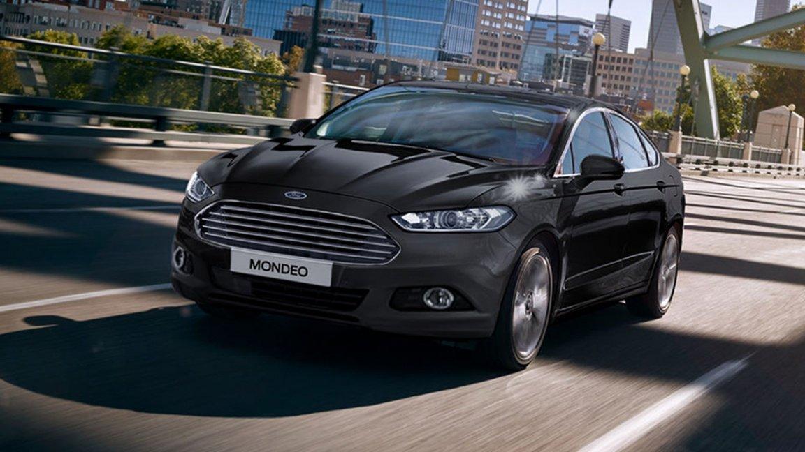 Седан Ford Mondeo получил новую версию Business Edition