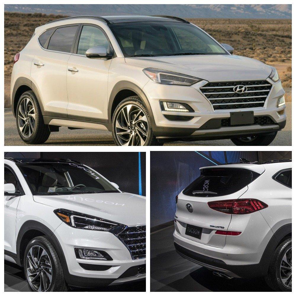 Обновленный Hyundai Tucson для России: первые подробности