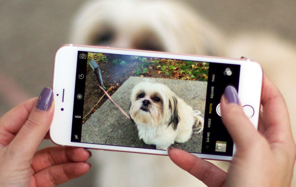 Камера новых iPhone будет съёмной