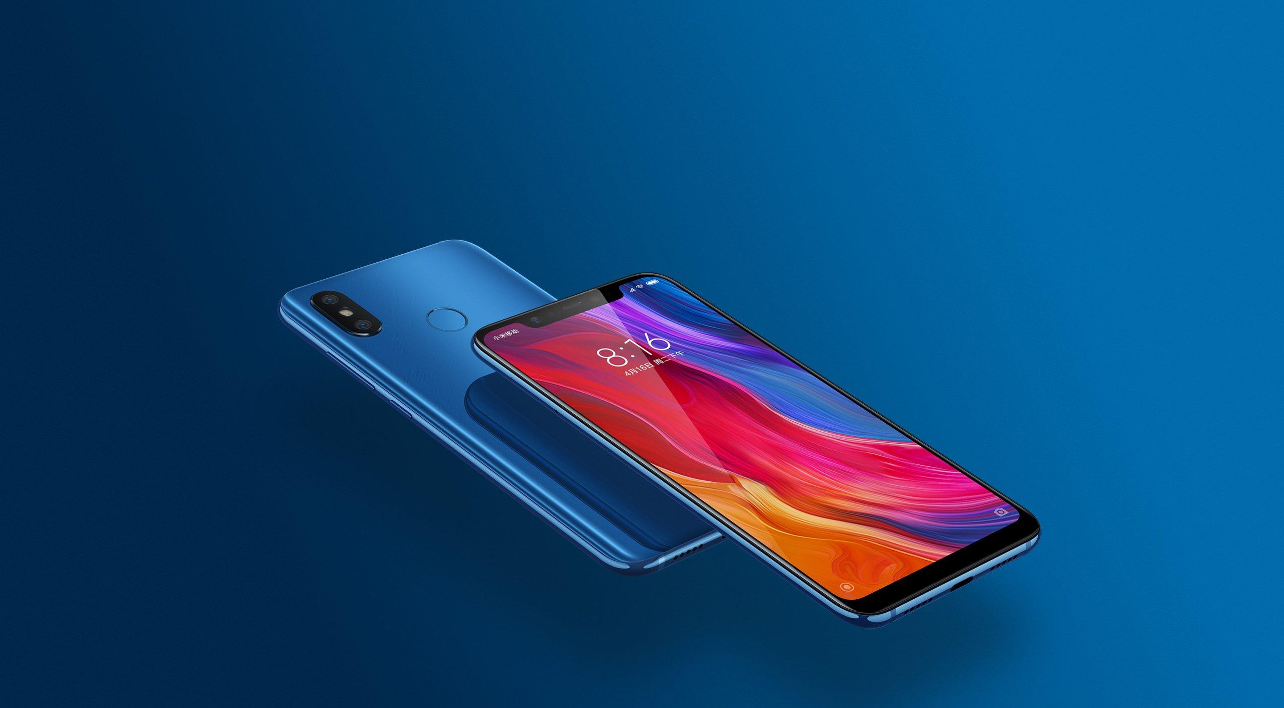 Стала известна дата начала реализации телефона Xiaomi Mi8 Explorer Edition