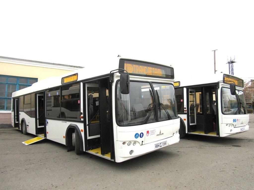 Введение новых маршрутов публичного транспорта вРостове перенесли до1ноября