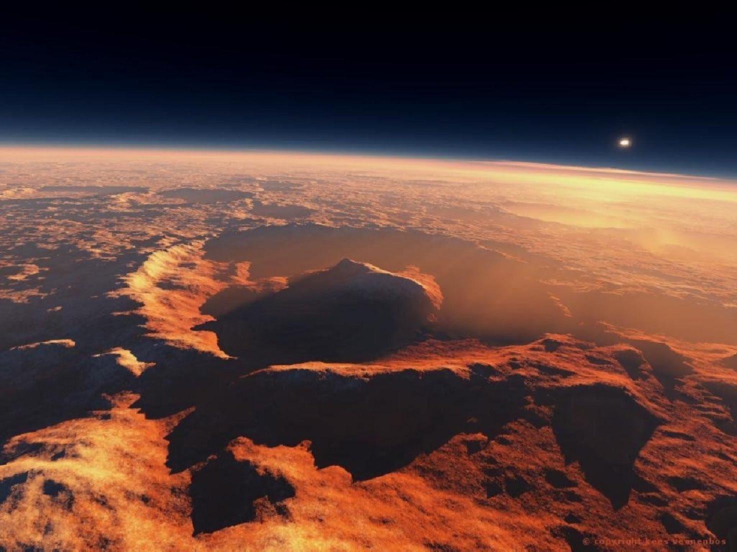 nasa mars images - HD1300×943