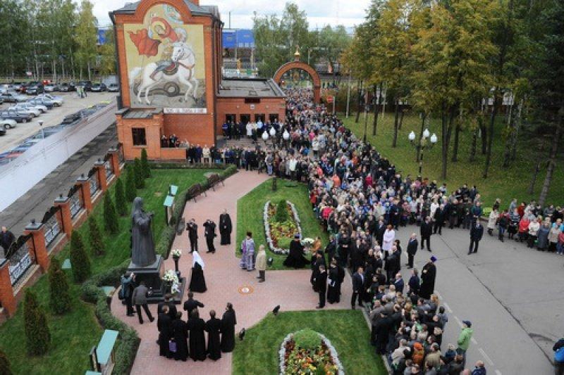 Гендиректора фабрики «Софрино» освободили отдолжностей вРПЦ