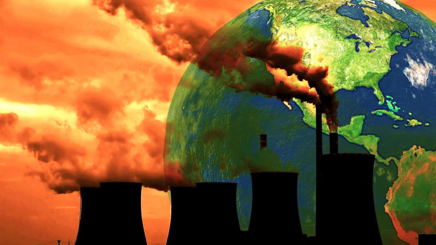 Глобальная экологическая проблема в картинках