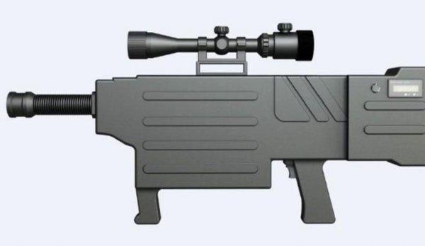 Боль будет невыносимой: В Китае разработали «лазерный АК-47»