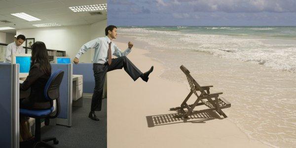 Ученые выяснили, почему от отпуска устают сильнее, чем от работы