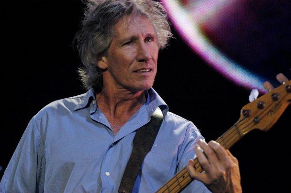 Основатель Pink Floyd Роджер Уотерс выразил недовольство политикой Трампа