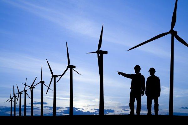 Япония доставила в Якутию оборудование для арктического ветропарка