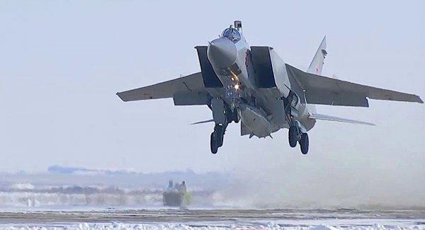 Эксперты рассказали о дальности поражения ракеты «Кинжал»