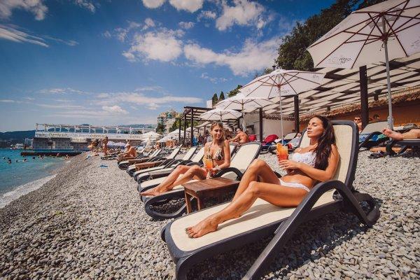 Ялта по-прежнему возглавляет самые популярные курорты Крыма