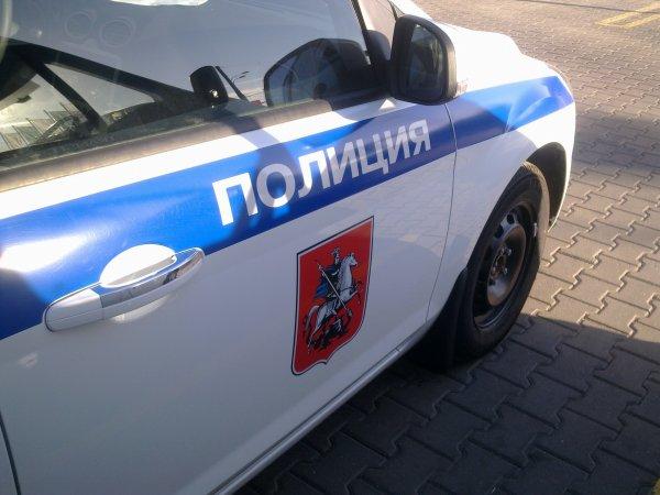 В Москве задержали подозреваемого в ограблении банка на Ленинградском шоссе