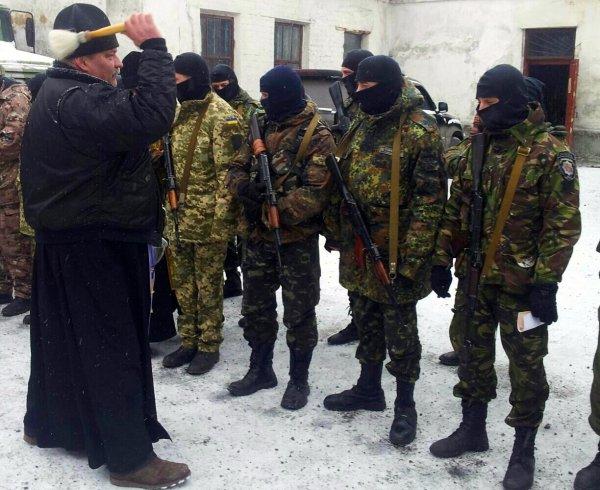 Батальон «Торнадо» жестоко раскритиковал Порошенко
