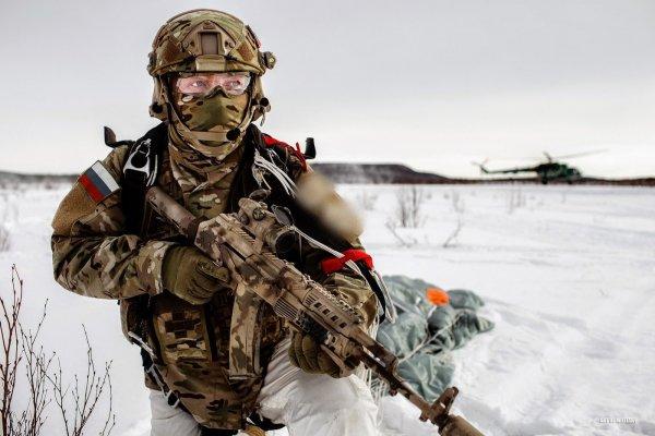 В России контрактные войска стали преобладать над срочными