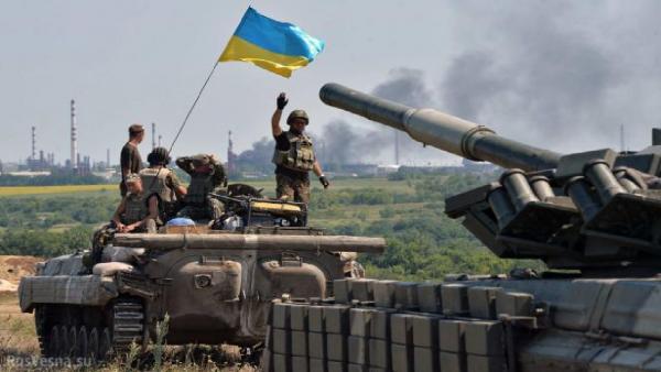 """""""Хлебное перемирие"""" сорвано: украинские силовики снова бьют по Донбассу"""